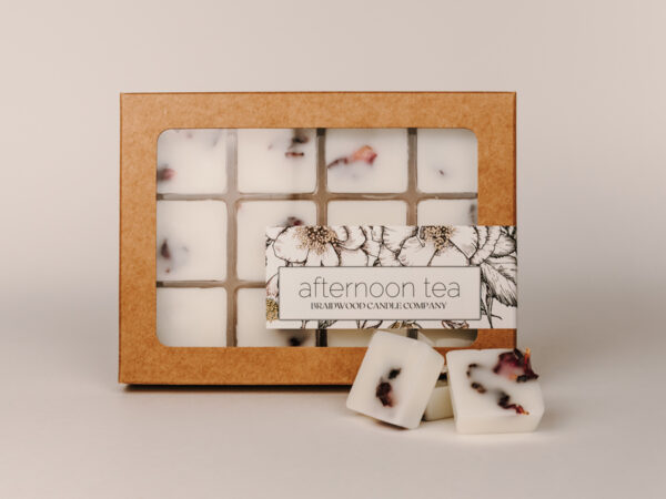 afternoon tea wax melts product photo